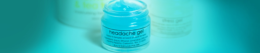 Aromatherapy Gels